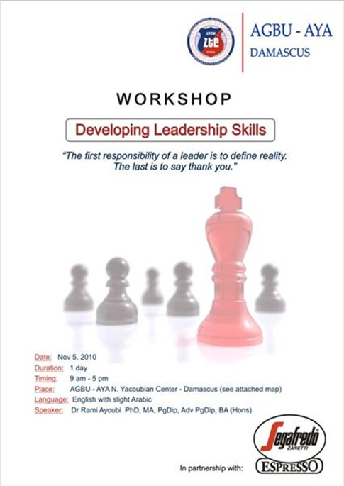 2010-11-14 Workshop-poster (Medium)